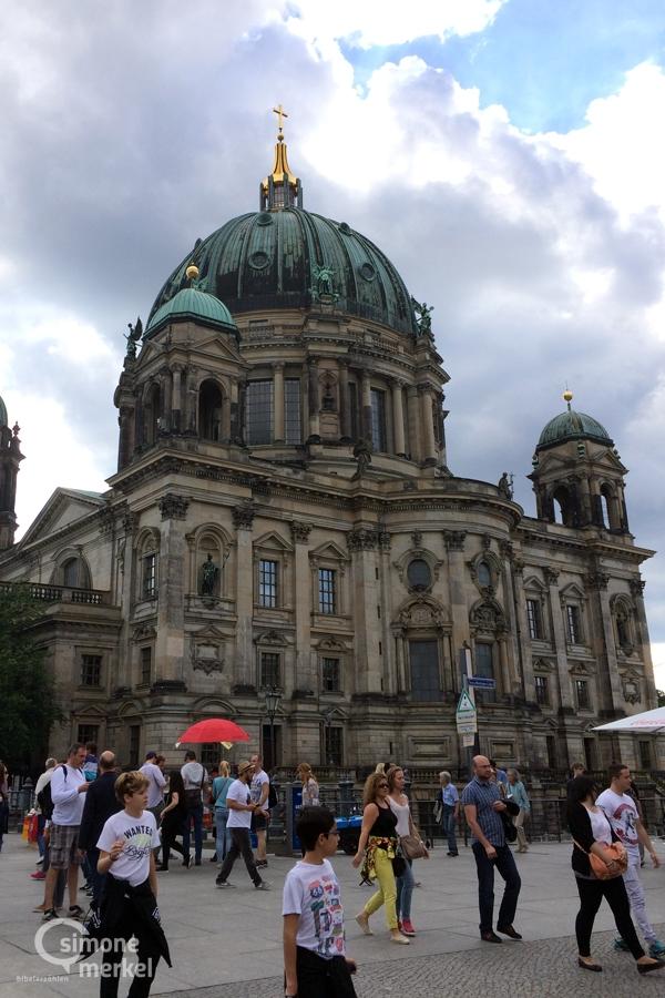 Bibelerzählnacht Im Berliner Dom Simone Merkel