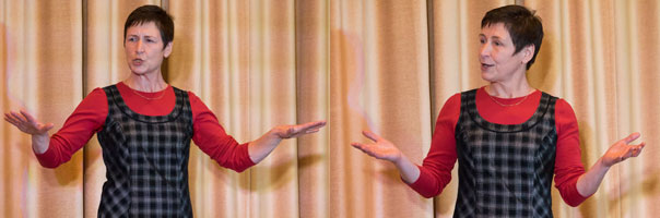 Bibelerzählen, Simone Merkel