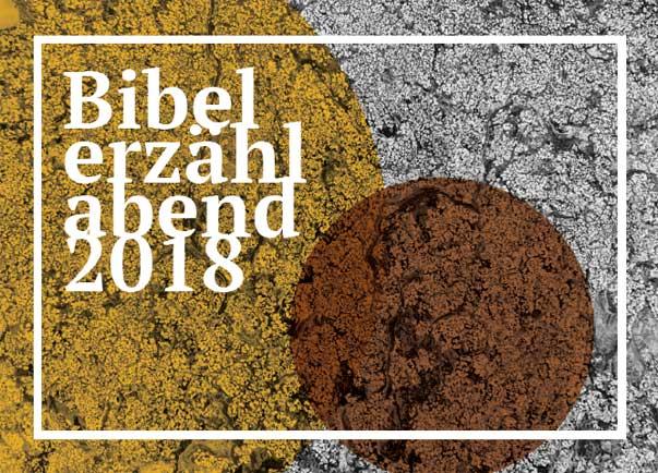 Bibelerzählabend 2018, Trinitatiskirche, Simone Merkel,